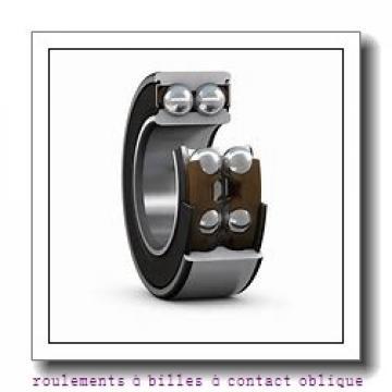 SNR 7222CG1UJ74 roulements à billes à contact oblique